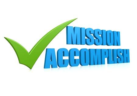 strategic focus: Mission accomplish