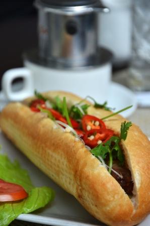 Vietnamese Sandwich  photo