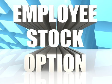 employee stock option: Employee Stock Option Stock Photo