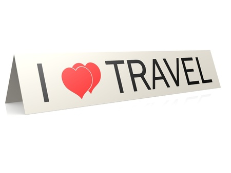 I love travel photo