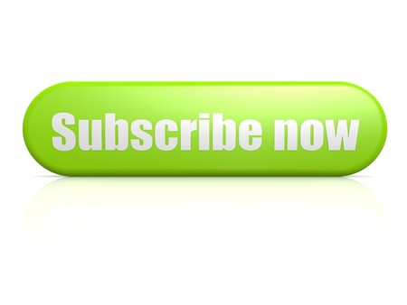 Subscribe now green button photo