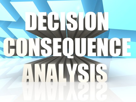 consequence: Decision Consequence Analysis