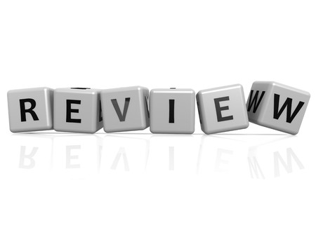 reconsideration: Review randam buzzword