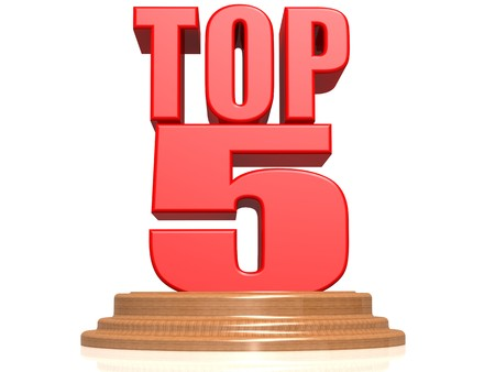 first rate: Top 5