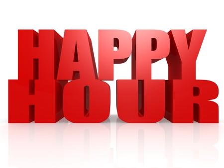 happy hour: Happy hour