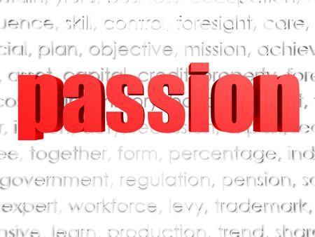 sportfishing: Passion word cloud
