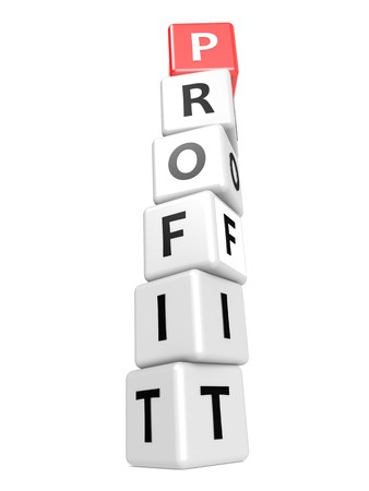 Buzzword profit photo