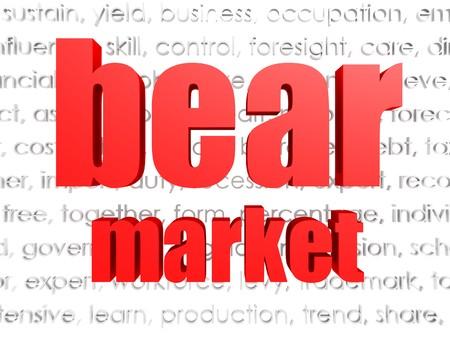 long term: Bear market