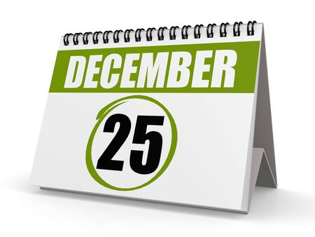 December 25, Christmas photo