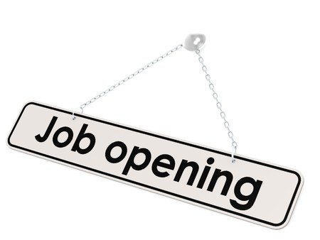 job opening: Job opening banner
