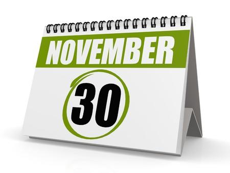 30: 30 November, St  Andrew s Day