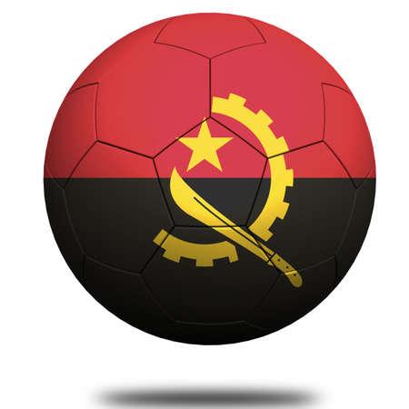 angola: Angola soccer