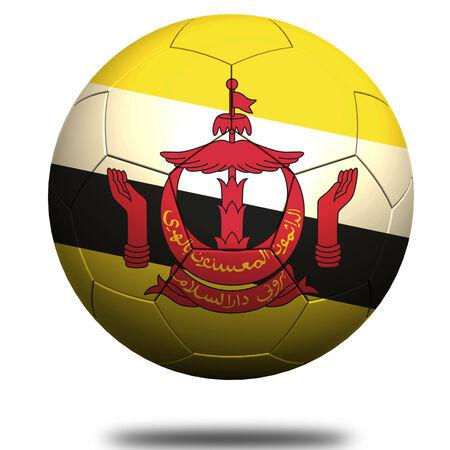 brunei: Brunei soccer Stock Photo
