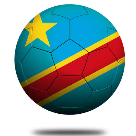 democratic: Democratic Republic of the Congo soccer