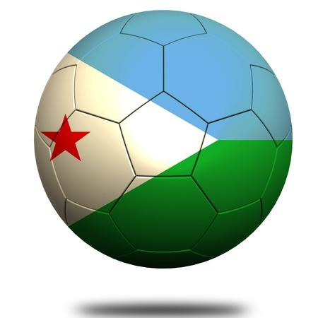 Djibouti soccer