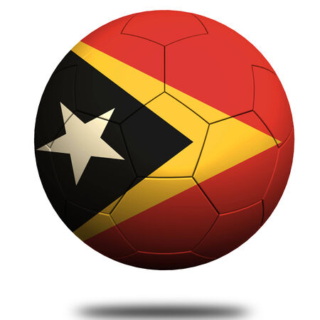 footie: East Timor soccer