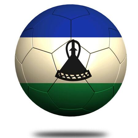 LESOTHO: Lesotho soccer