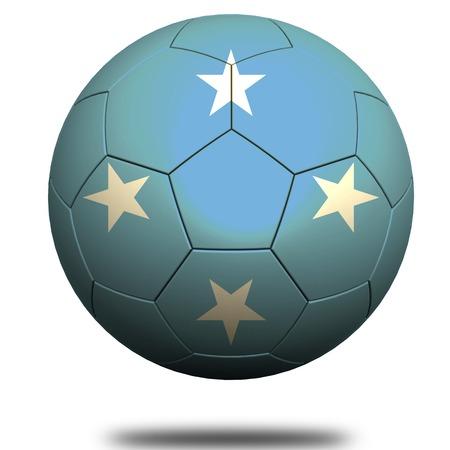 micronesia: Micronesia soccer
