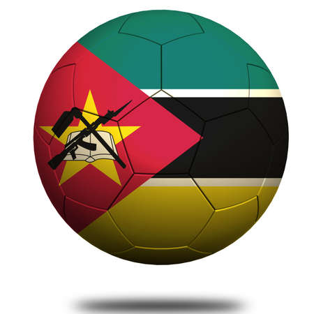 footy: Mozambique soccer