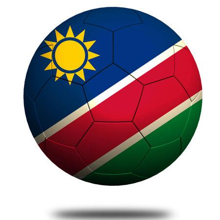 namibia: Namibia soccer