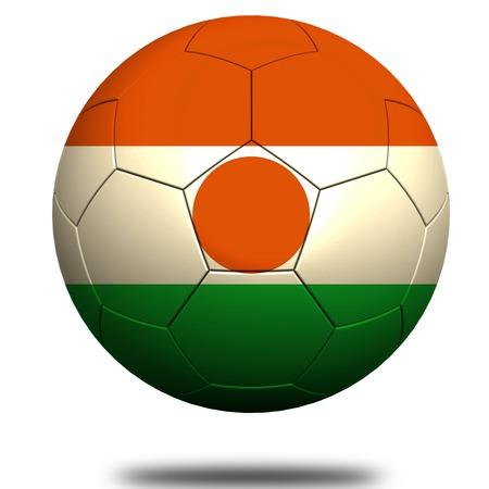 niger: Niger soccer