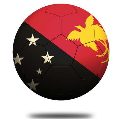 footy: Papua New Guinea soccer