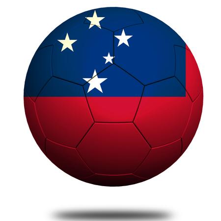 samoa: Samoa soccer