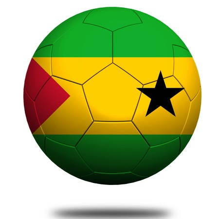 footy: Sao Tome and Principe soccer
