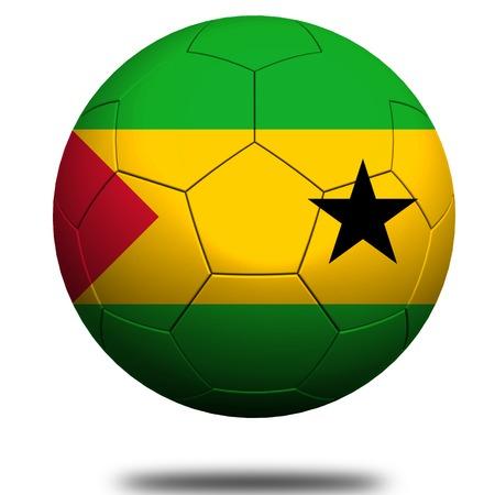 tome: Sao Tome and Principe soccer