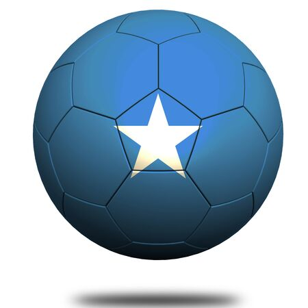 footie: Somalia soccer Stock Photo