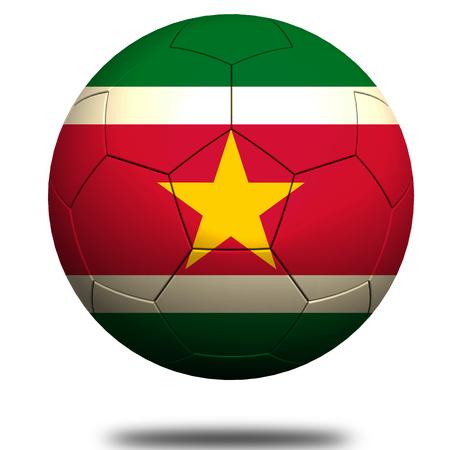 suriname: Suriname voetbal