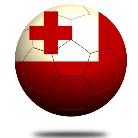 Tonga soccer
