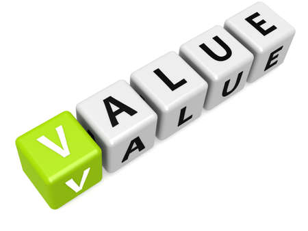 news values: Green value buzzword