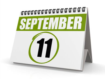 September 11, Patriot Day Stock Photo
