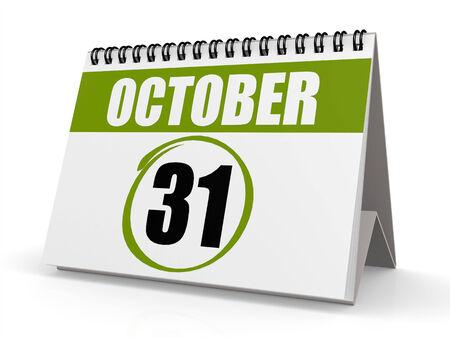 October 31, Halloween photo