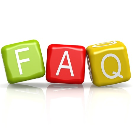 FAQ buzzword photo