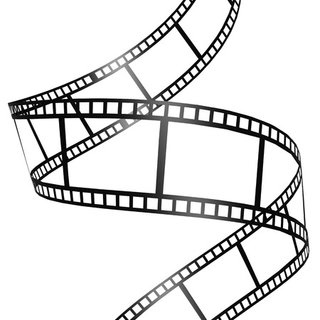 film strip: Film