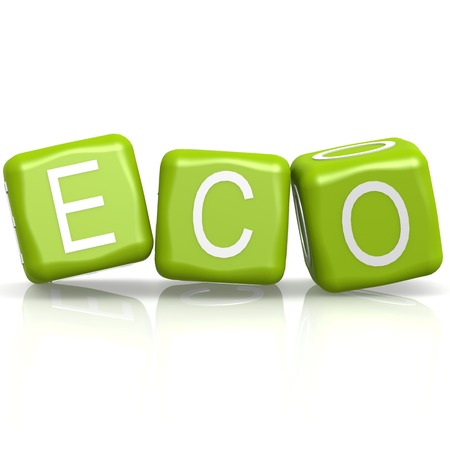 Eco buzzword photo