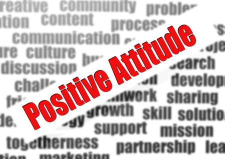 positive attitude: Positive Attitude