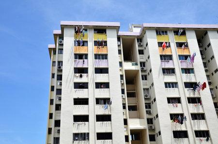 hdb: Singapore flat