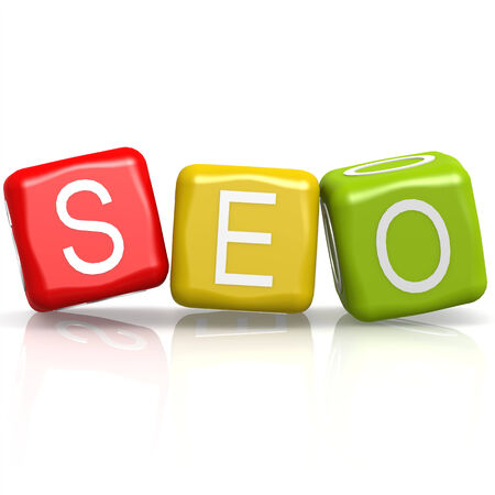 SEO buzzword photo