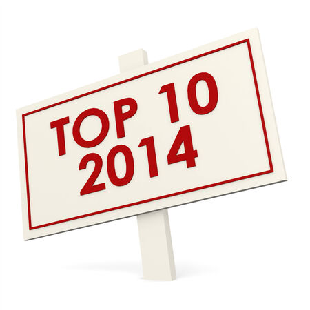 Top 10 2014 white banner photo