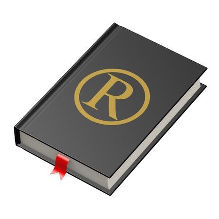 registered: Registered book