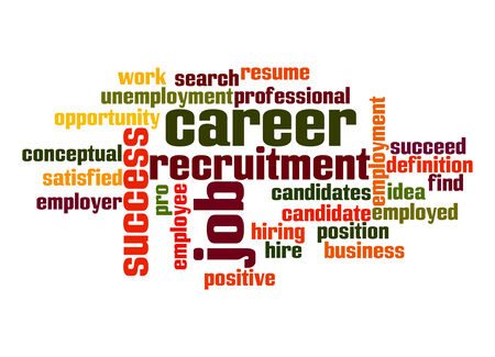 Career Word Cloud photo