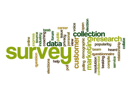 personal data privacy issues: Survey word cloud