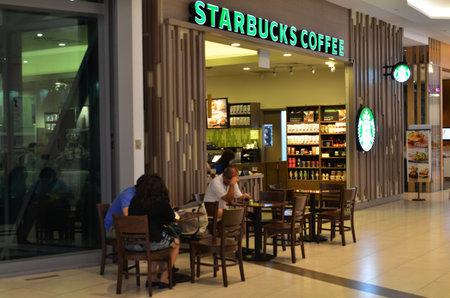 Starbucks-Kaffee Standard-Bild - 26218359