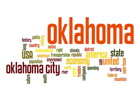 oklahoma: Oklahoma word cloud