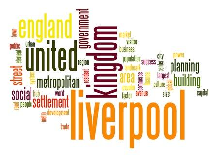 liverpool: Liverpool word cloud