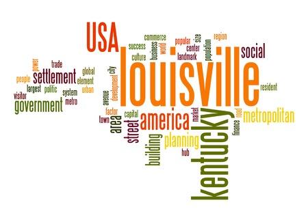 uniting: Louisville word cloud