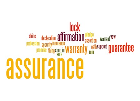 maintainability: Assurance word cloud